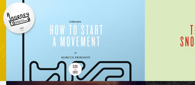 Marcus Eriksson - Awesome Blog Designs