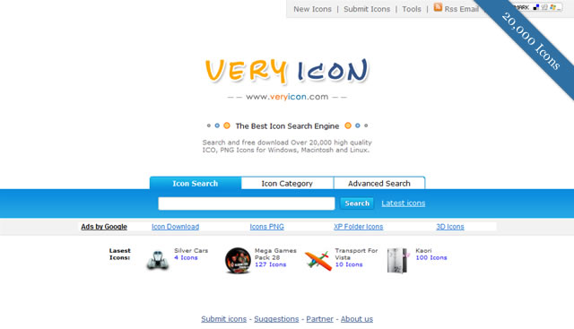Very Icon - Icon Search Engine