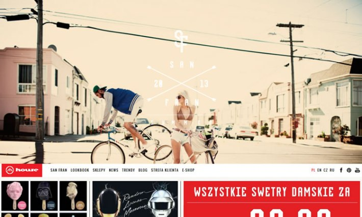 content heavy websites House Inspiration