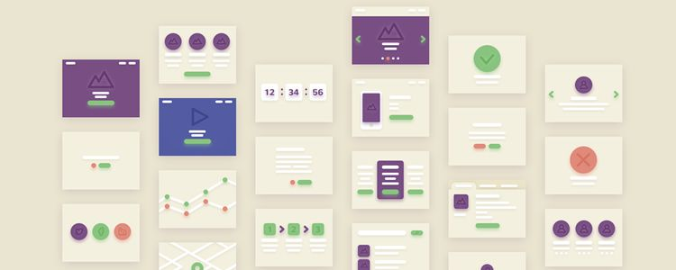 Web Design Flowchart Templates