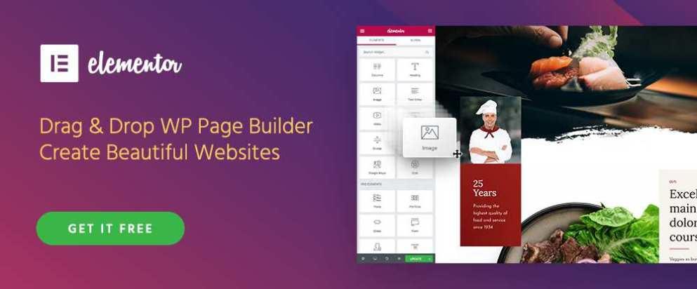 wordpress resources tools Elementor Page Builder