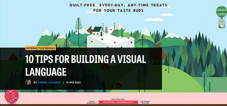 10 Tips for Building a Visual Language