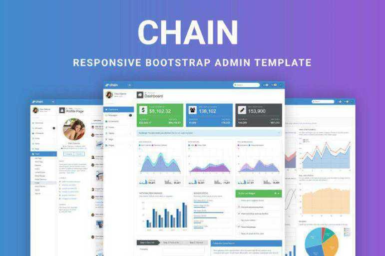 Admin Rantai Bootstrap