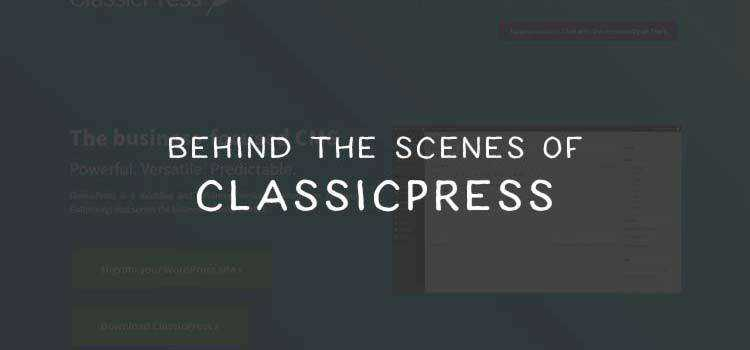 Behind the Scenes of ClassicPress – the WordPress Alternative