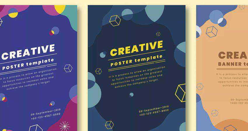 creating posters in adobe illustrator