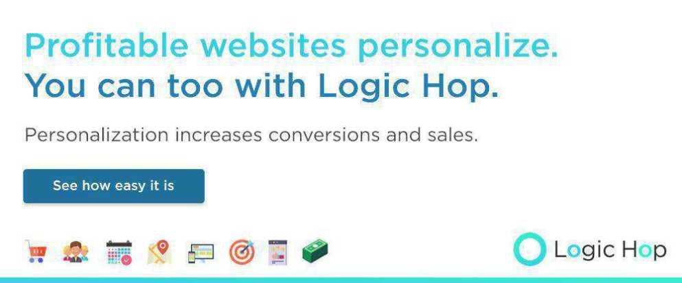 Logic Hop – Personalized Marketing for WordPress