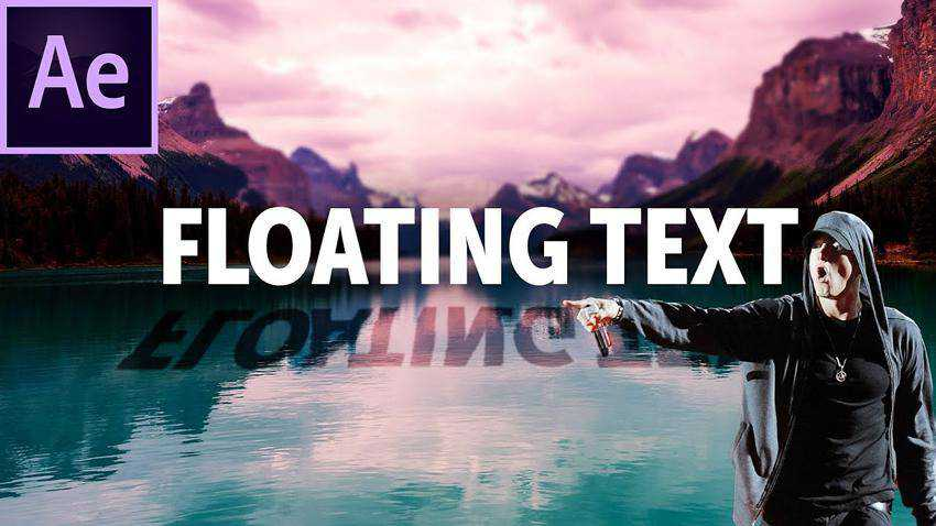 How to Create 3D Floating Text in After Effects