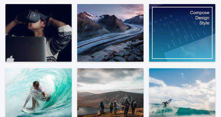 Izmir ImageHover CSS Library