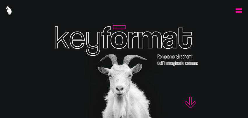 Example from Keyformat