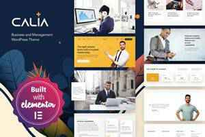 Calia Business Theme