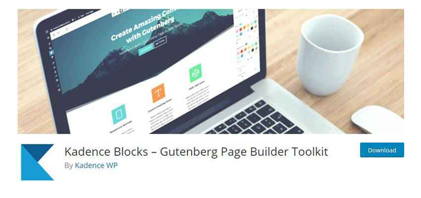 Banner for Kadence Blocks – Gutenberg Page Builder Toolkit