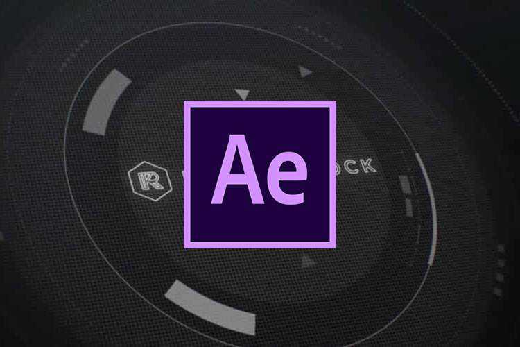 Example from 15 Free Logo Reveal Templates for Adobe After Effects