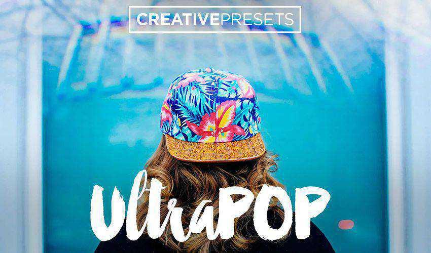 UltraPOP Lightroom Presets