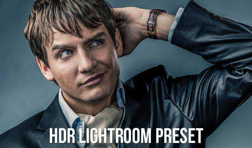 HDR Free Lightroom Preset