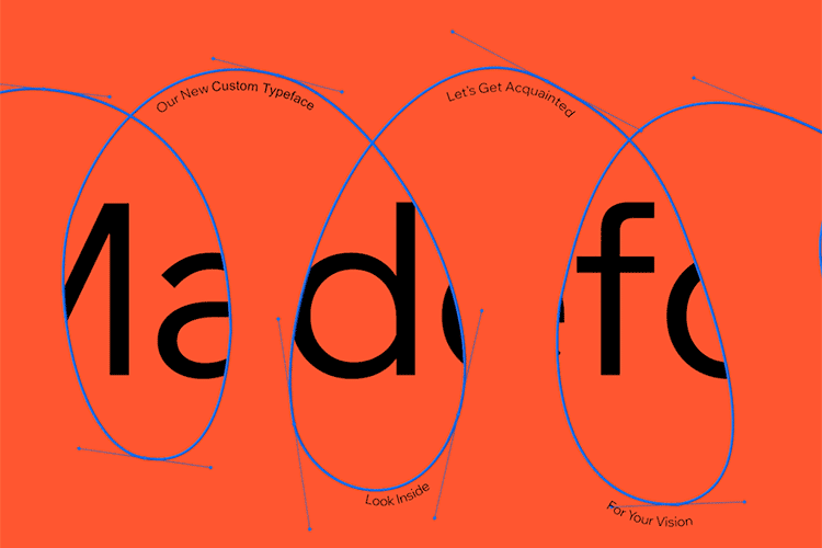 Example from Madefor