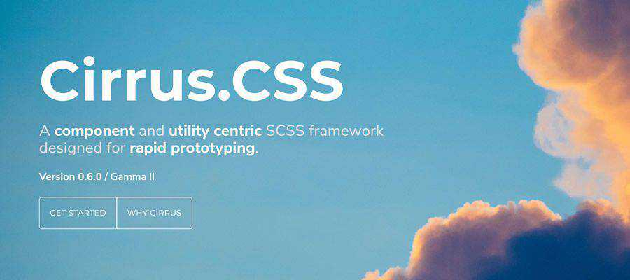Example of Cirrus.CSS