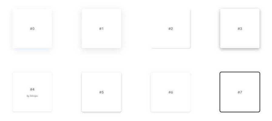 Example from Beautiful CSS box-shadow examples