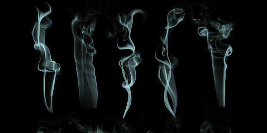 Photoshop Smoke Brushes ABR