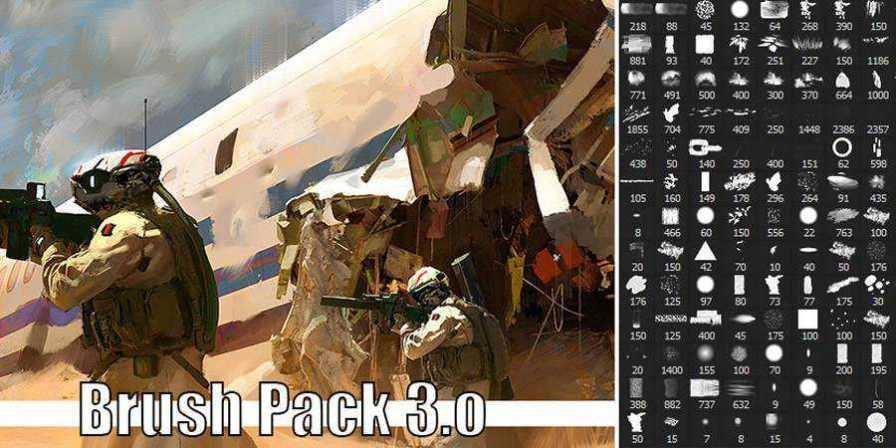Brush Pack ABR