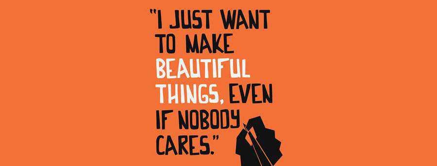 make beautiful things saul bass quote