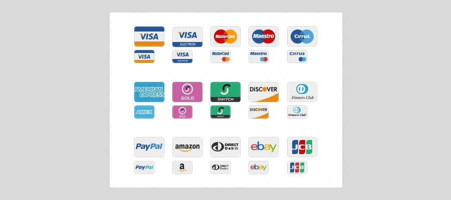 Free Payment Method Icon Set png