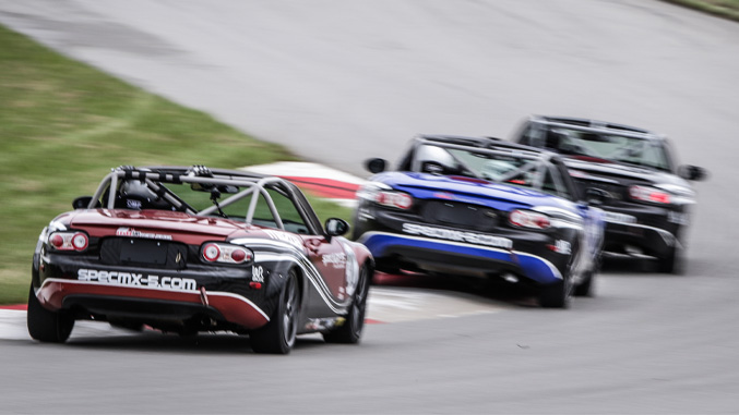 Best Race Cars: Spec MX-5 – SPEC MX-5