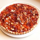 SUMMER FRUIT TART HACK WITH PLUMS AND APRICOTS