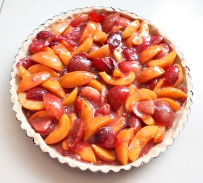 baking tart