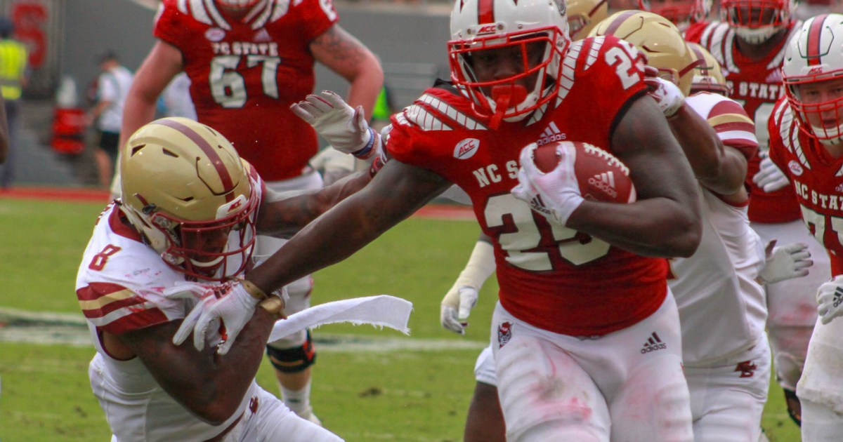 64d520f2abf Gallery  NC State Football Improves to 5-0 After Win Versus BC -