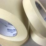Utility grade masking tape