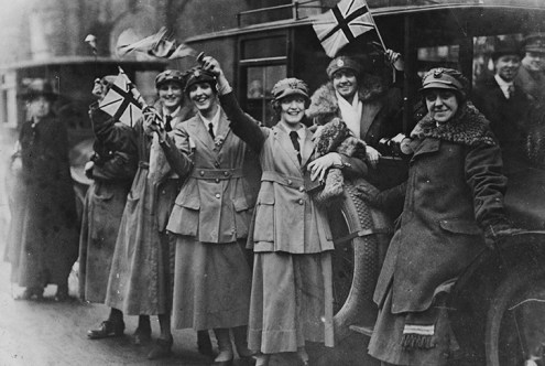Image result for 1918 - Armistice