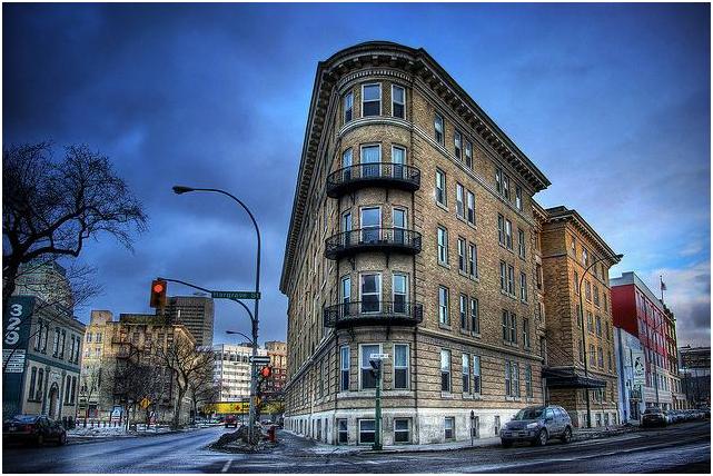 Winnipegu0027s Top 5 Apartment Buildings: Exterior Edition