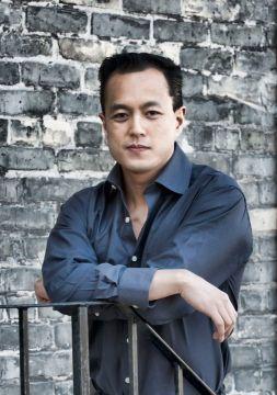 Composer Vincent Ho.