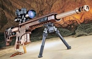Barrett MRAD .388 Sniper Rifle