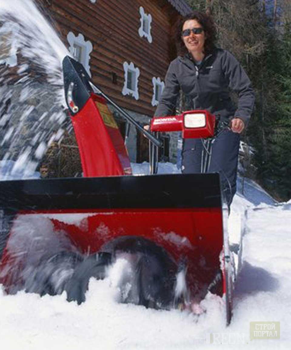 Снегоуборочная машина своими руками достойная альтернатива