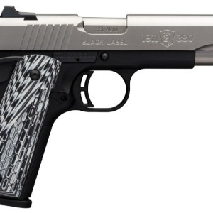 1911-380 Black Label Pro Stainless Full Size