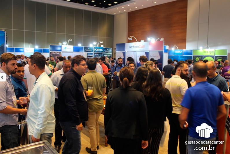 12º Congresso RTI de Data Centers, mais de 1000 participantes.