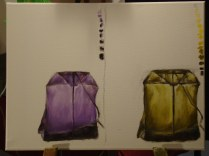 Complementary Color Study