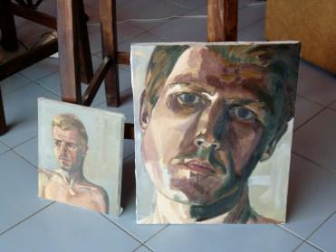 Steve Self-Portraits