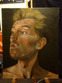 Steve Self-Portrait