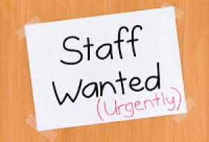 Recruiting Staff