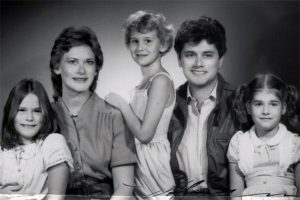 Family photo to illustrate editorial about how Growing up as an aspie kid in the seventies and eighties in Britain sucked.