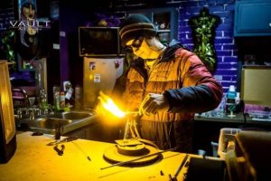 Spectra Art Space - Glass Blowing