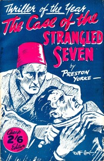 YORKE The Case Of The Strangled Seven