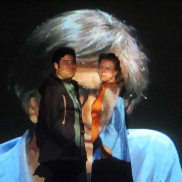 Spectro Centre for New Music - Martyna and Idin with John Cage
