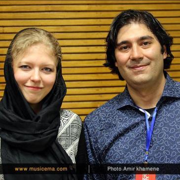 Holography - Martyna Kosecka , Idin Samimi Mofakham , Navid Gohari , Nilper Orchestra - TCMF - 2016