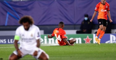 Shakhtar-Real Madrid: les compos sont là
