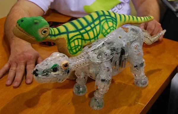 New Pleo Robotic Dinosaur Much More Advanced Than Original IEEE Spectrum