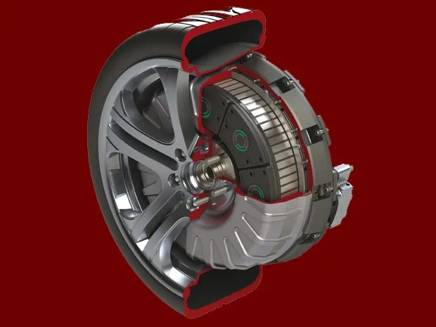 Maker Of In Wheel Electric Car Motors Goes To China