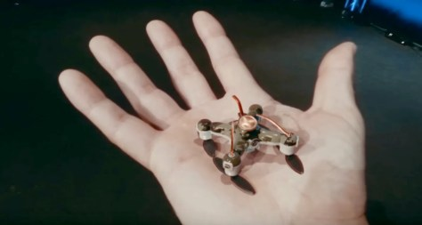 "In ""Slaughterbots,"" a film created by a group of academics concerned about autonomous weapons, terrorists deploy swarms of explosive-carrying microdrones to kill thousands of people."